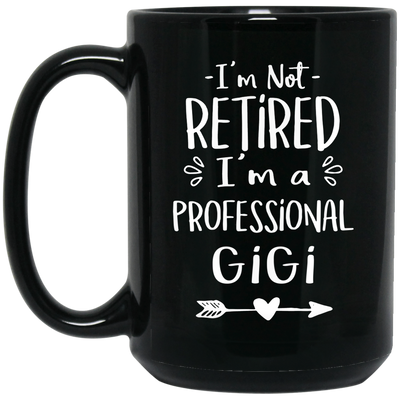 Retired gigi 2  Mug - gifts for grandma