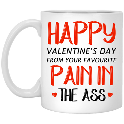Couple - Happy valentine mug - Gifts for couple