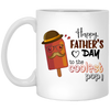 Happy Father's Day To The Coolest Pop Mug - Gift For Dad