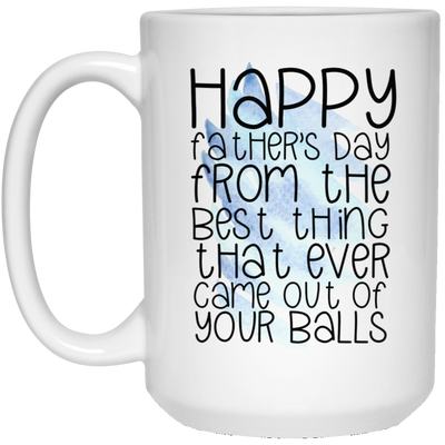 From The Best Thing Mug - Gift For Dad