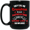partner in crime  Mug - gifts for grandma