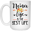 Nona best life  Mug - gifts for grandma
