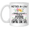Thanks for not putting my husband up for adoption mug (4)