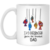 It's Ofishcial You Are The Greatest Dad Mug -gift For Dad
