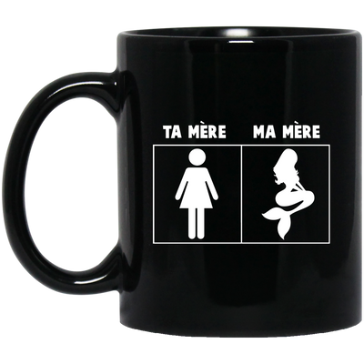 Mermaid Mom Mug