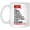 G7-mom I Will Always Be Your Financial Burden Mug