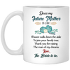 I'll soon walk down the aisle to join your family tree mug