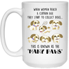 Shin tzu mug - dog lovers
