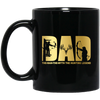 Dad The Hunting Legend Mug - Gift For Dad