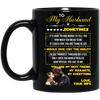 Gifts for husband - You are my everything mug - GST