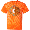 Give me beat and free my soul Guitar lover tie dye hippie shirt