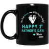 No one loves me like my daddy mug - gifts for dad