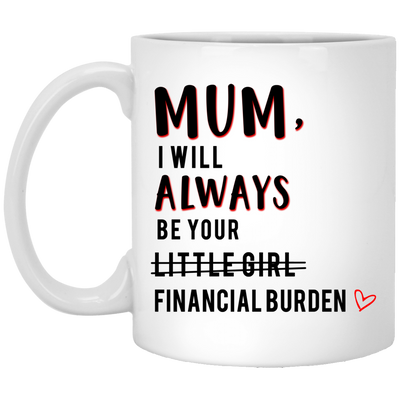 Mum I Will Always Be Your Financial Burden Mug (3)