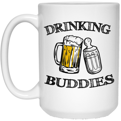 Drinking Buddies Mug - Gift For Dad