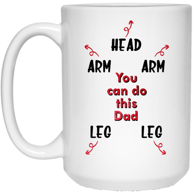 You Can Do This Dad Mug - Gift For Dad