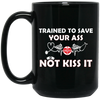 Trained mug - gifts for nurse