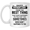 Happy Fathers Day From The Best Thing Mug
