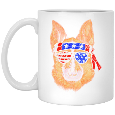 Sherpherb mug - gifts for dog lovers