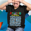 100th day of school - G2-Eye survived 100 days of school teacher student t-shirt - GST