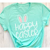 Happy easter bunny ear shirt GST