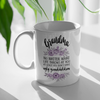 Funny Gift For Grandma At Least No Ugly Grandchildren Mug
