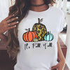 It's Fall Y'all - Pumpkin T-Shirt - Halloween T-Shirt