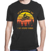 G2-don't Follow Me I Do Stupid Things Snowmobile T-shirt - Gst