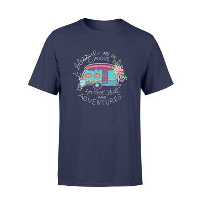 Special tshirt - gifts for camping lovers