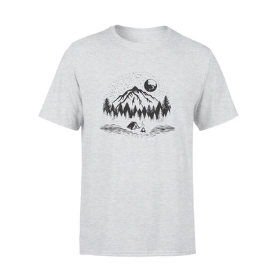 Camping life tshirt - gifts for camping lovers