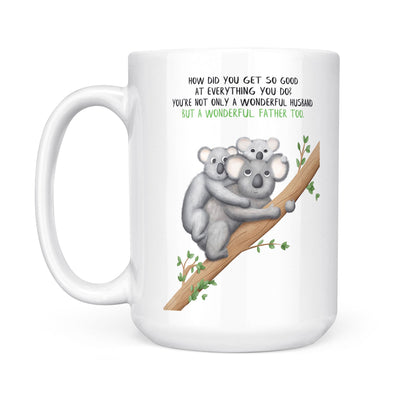Gift For Husband Fathers Day For Husband Mug
