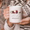 G2-Will you be my bridesmaid bridesmaid invitation mug - GST