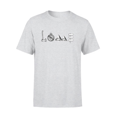LOVE CAMPING SHIRT - GIFT FOR CAMPING LOVERS