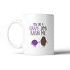 You Did A Grape Job Raisin Me Unique Design Coffee Mug Gift For Dad
