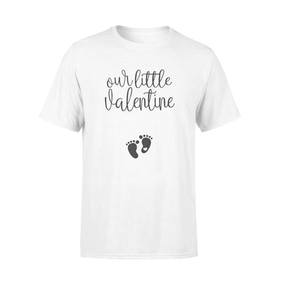 Little Valentine tshirt - gifts for couple