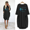 Whisper Words of Wisdom Pocket Dress