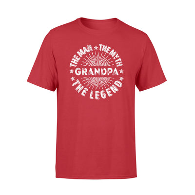 Grandpa T Shirt - Gifts For Grandpa
