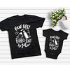 Milk And Beer First Father's Day Together Shirt Dad And Baby Gift