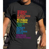 Black Lives Matter Science Is Real Love Is Love Shirt Gsge