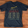 World's Greatest Dad Guitar Shirt Gift For Dad