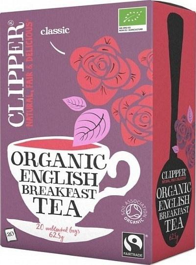 Clipper Organic English Breakfast 20Teabags