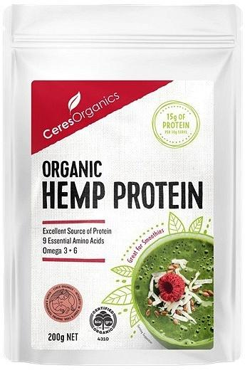 Ceres Organics Hemp Protein Powder 200g *+