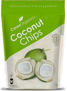 Ceres Organics Coconut Chips 120g