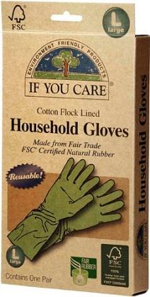 If You Care Large Gloves 1Pair