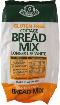 F.G Roberts Traditional Bread Mix G/F 5kg