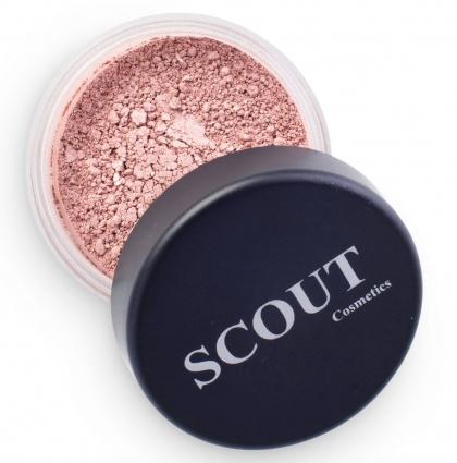 Scout Cosmetics Blush Mineral Demure 5g