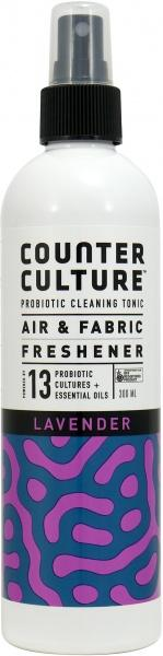 Counter Culture Probiotic Air + Fabric Freshener Lavender 300ml