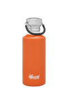 CHEEKI Stainless Steel Bottle Orange 500ml