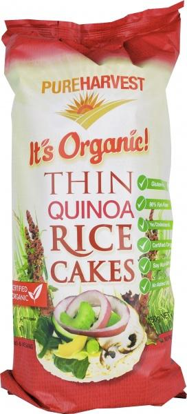 Pure Harvest  Organic Rice Cakes 150g