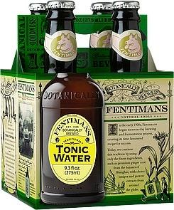 Fentimans Tonic Water 4x200ml