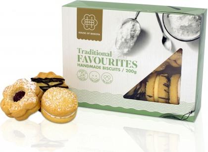 House of Biskota Traditional Favourites Biscuits 200g
